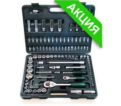 Набор инструмента FORCE 108 предметов 6-гр. головки 41082R-5