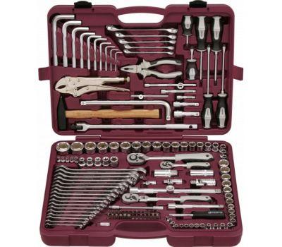 Набор инструмента THORVIK универсальный 142 предмета UTS0142