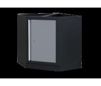 Шкаф инструментальный угловой серый габариты: 865 x 865 x 910 мм King Tony 87D11-13A-KG