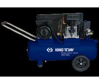 Компрессор 100 литров Ресивер 220 В 2.2 кВт King Tony 799C3-100AA