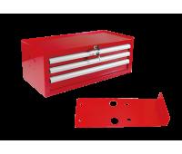 Ящик под столешницу 3х полочный King Tony 87502P02