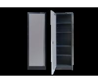 Шкаф инструментальный серый 600 x 460 x 2000 King Tony 87D11-02A-KG