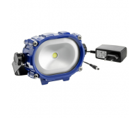 Фонарь-прожектор аккумуляторная 8W 600 люм 7 часов/15 W 1200люм 3,5 часа EXPERT артикул E201411