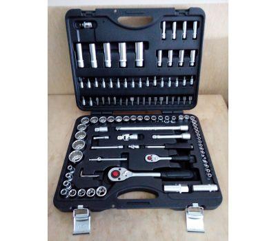 Набор инструмента FORCE 108 предметов 12-гранный 41082R-9