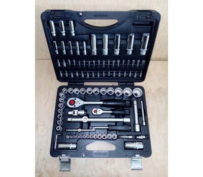 Набор инструмента FORCE 12-гранный 94 предмета 4941R-9