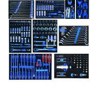 Набор инструментов KING TONY для тележки 259 предметовEVO в мягких ложементах (без тележки) 934-018MRVD