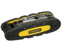 """Универсальный инструмент STANLEY 14 в 1"""" (нож, пилка, напильник, Держатель бит STANLEY, биты, головки) STHT0-70695"""