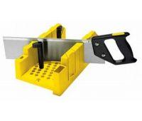 Стусло STANLEY пластиковое с ножовкой 1-20-600