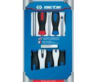 Отвёртки набор KING TONY 7 предметов 30117MR