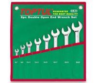 Набор рожковых ключей TOPTUL 8 шт. 6-22 GAAA0812