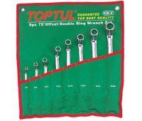 Набор накидных ключей TOPTUL 6-22мм 8 предметов