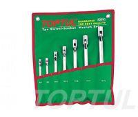 Набор ключей шарнирных TOPTUL 7 шт. 6-19 GAAA0704