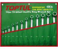 Набор накидных ключей TOPTUL 6-32мм 12 предметов