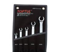 Набор ключей разрезных TOTUL 5 шт. 8-24 GPAQ0502