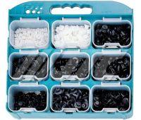 Набор автомобильных пластиковых клипс 600 предметов RDY JTC