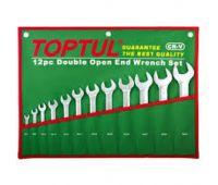Набор рожковых ключей TOPTUL 12 шт. 6-32 GAAA1206