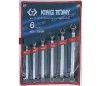 Набор ключей накидных KING TONY 6 предметов 1706MR 1706MR