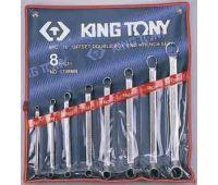Набор ключей накидных KING TONY 8 предметов 6-23мм 1708MR