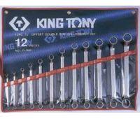Набор ключей накидных KING TONY 6-32мм 12 предметов 1712MR