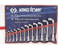 Набор ключей Г-образных KING TONY 12 предметов 1812MR