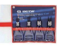 Набор съемников стопорных колец KING TONY 4 предмета 42114GP