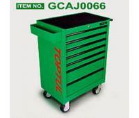 Тележка с инструментом TOPTUL 7 секций 211 предметов GCAJ0066