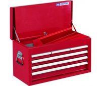 Ящик для инструмента KING TONY 6 выдвижных полок 87411-6B
