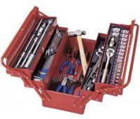 Набор инструментов KING TONY в ящике 65 предметов 902-065MR
