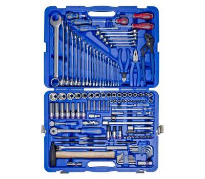 Набор инструментов KING TONY 128 предметов 7528MR