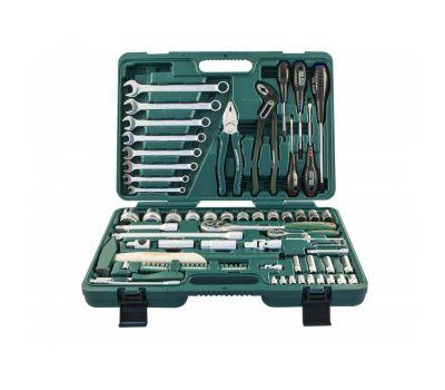 Универсальный набор инструмента Jonnesway 77 предметов S04H52477S