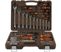 Набор инструментов Ombra 55 предметов OMT55S