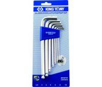 Набор шестигранников KING TONY 7 предметов 2,5-10мм 20107MR01